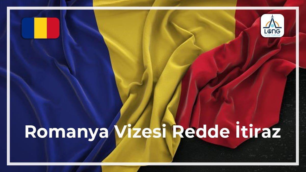 Vizesi Redde İtiraz Romanya