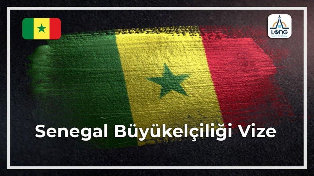 Büyükelçiliği Vize Senegal