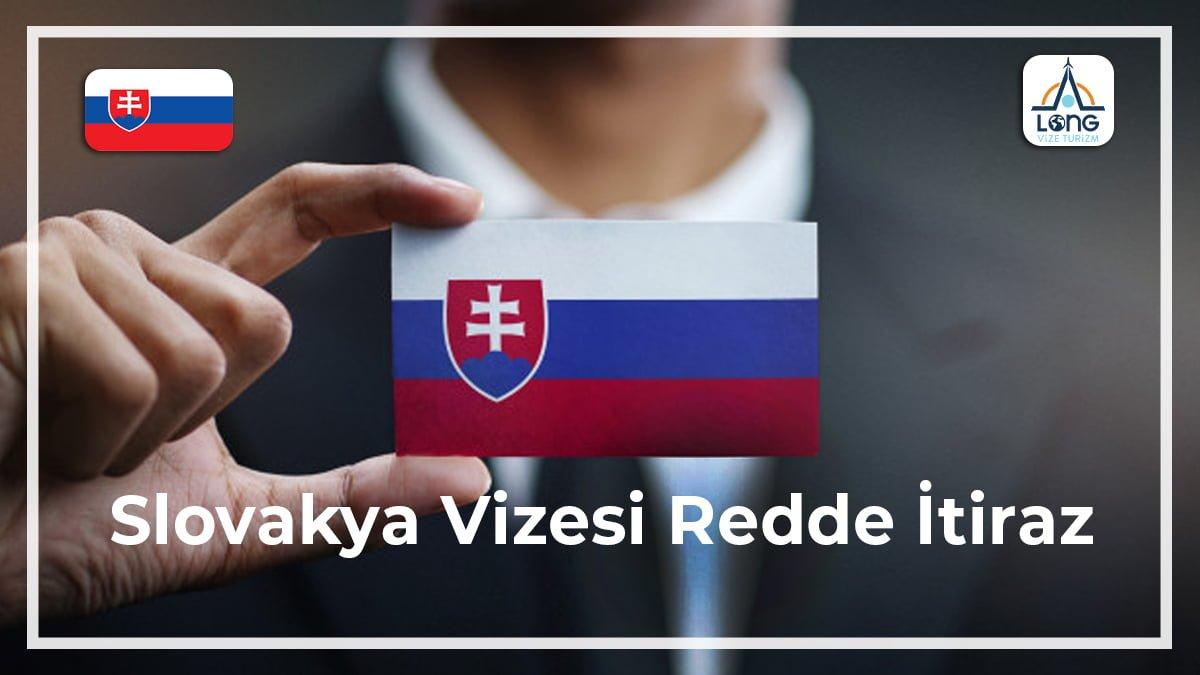 Vizesi Redde İtiraz Slovakya