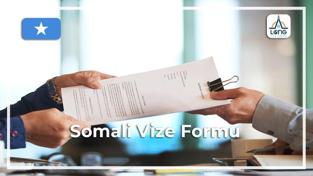 Vize Formu Somali