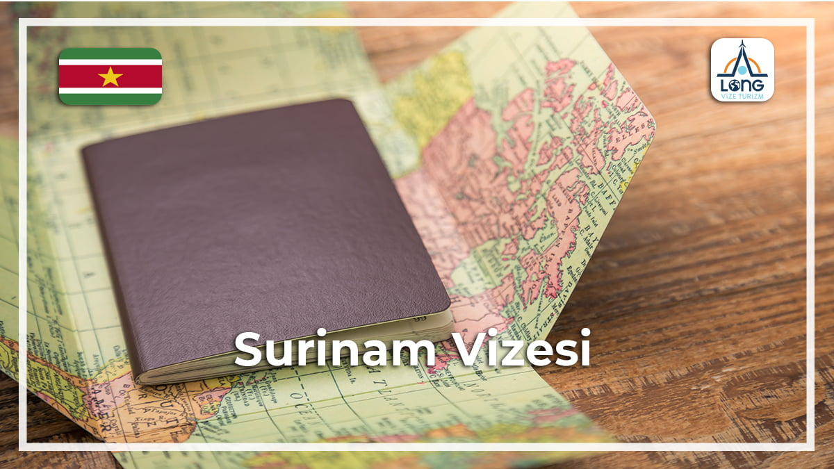 Vizesi Surinam