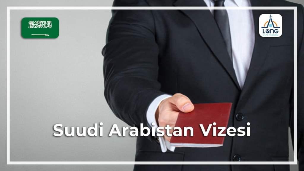 Vizesi Suudi Arabistan
