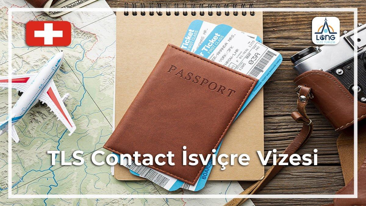 Tls Contact Vizesi İsviçre