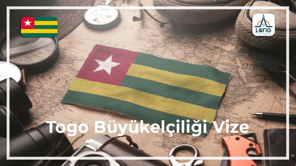 Büyükelçiliği Vize Togo
