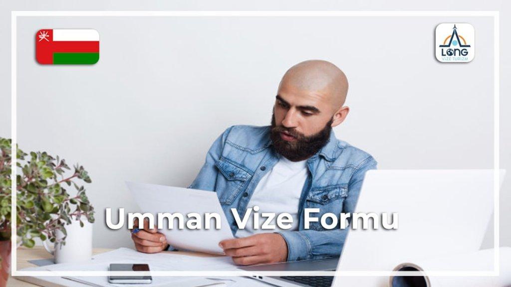 Formu Vize Umman