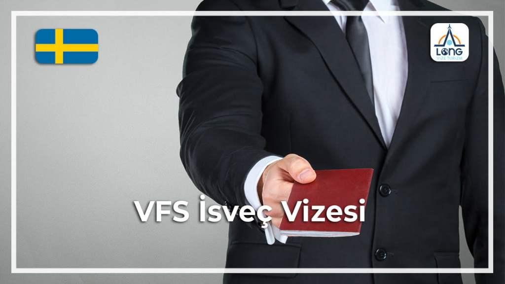 VFS Vizesi İsveç