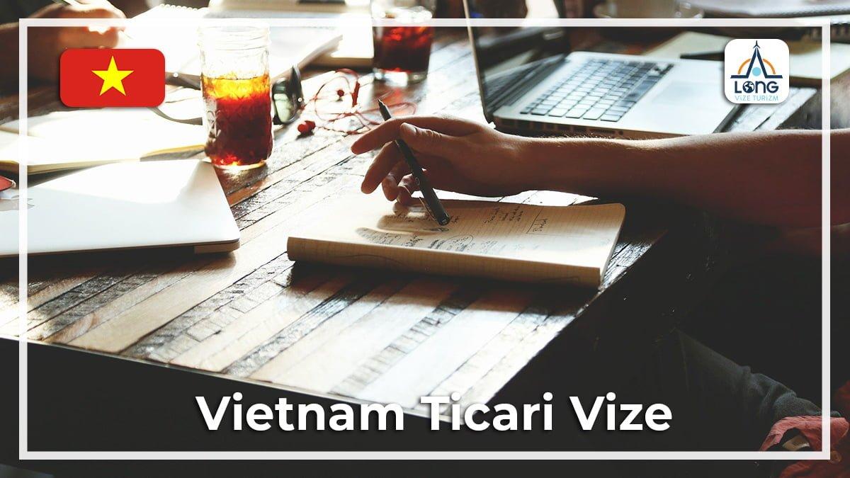 Ticari Vize Vietnam