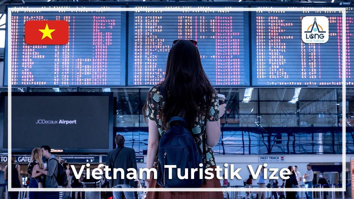 Turistik Vize Vietnam