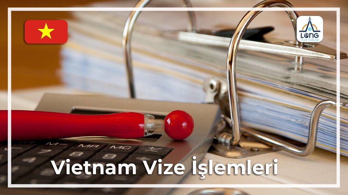 Vize İşlemleri Vietnam