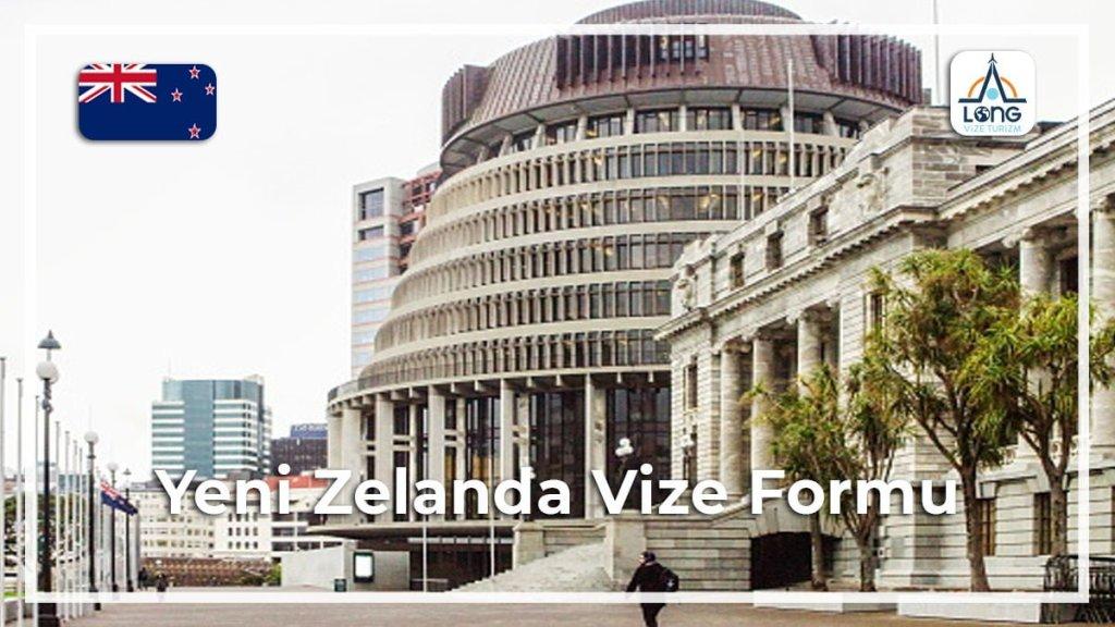 Vize Formu Yeni Zelanda