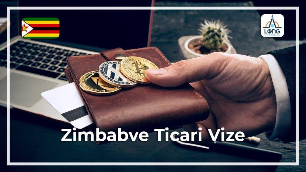 Vize Ticari Zimbabve