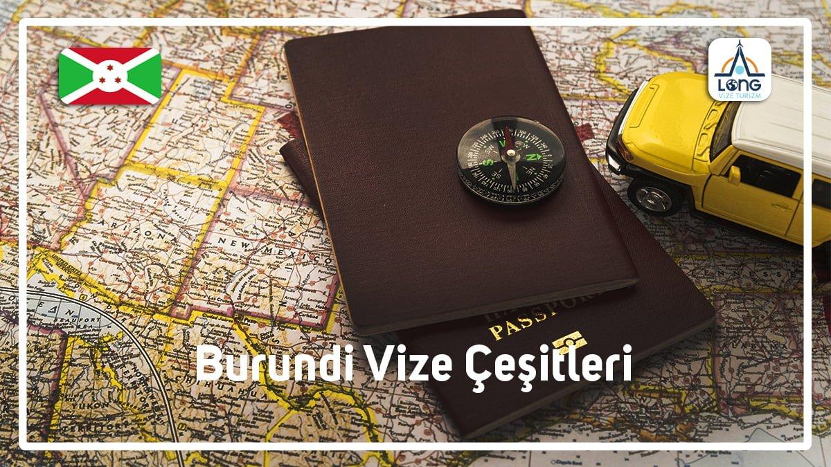 Vize Çeşitleri Burundi