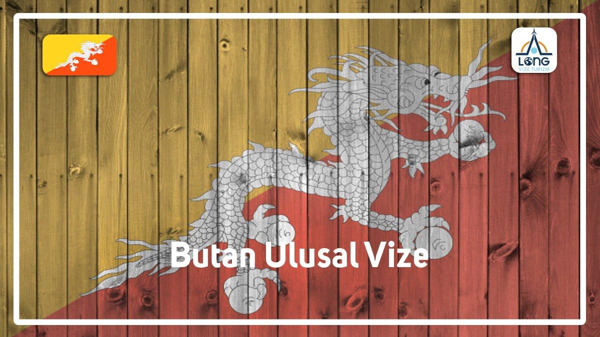 Ulusal Vize Butan