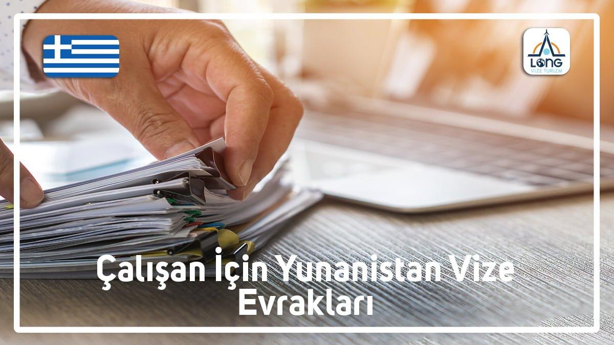calisan icin yunanistan vize evraklari 1