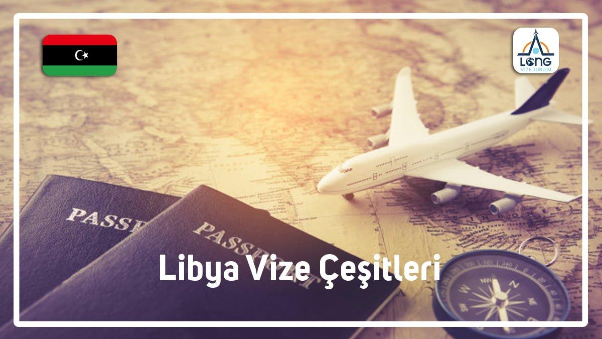 Vize Çeşitleri Libya