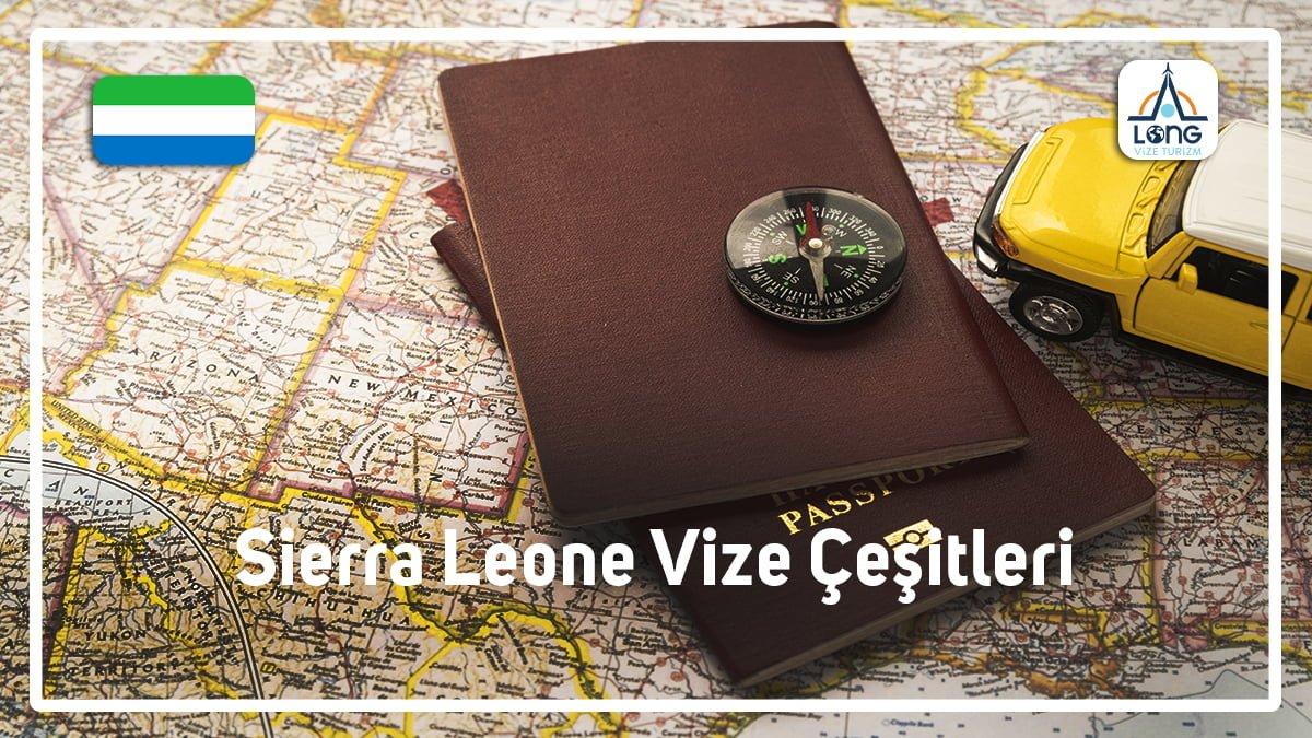 Vize Çeşitleri Sierra Leone