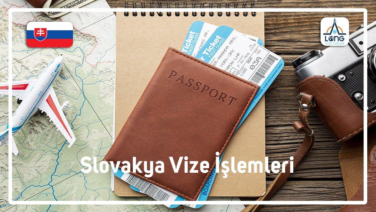 Vize İşlemleri Slovakya