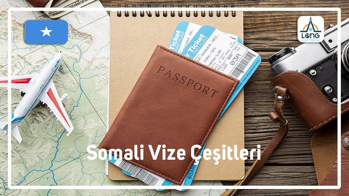 Vize Çeşitleri Somali