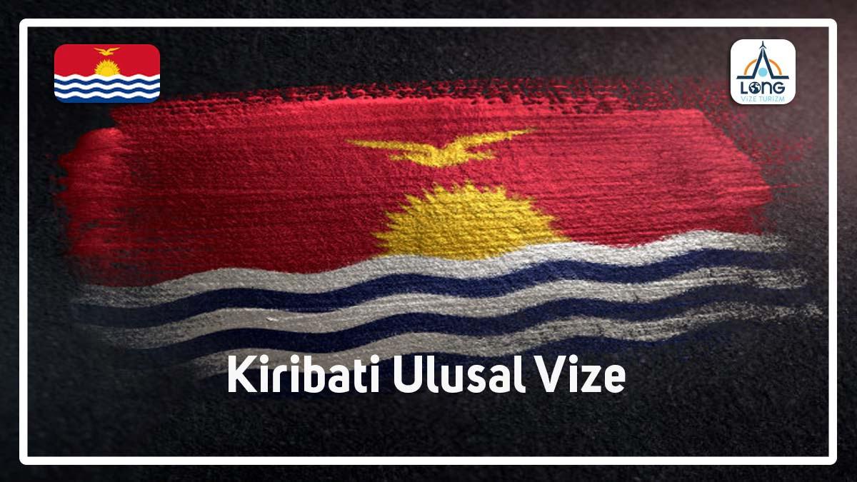 Ulusal Vize Kiribati