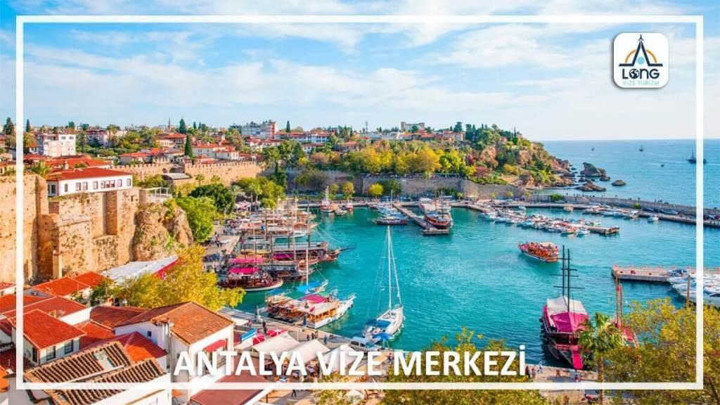 Vize Merkezi Antalya