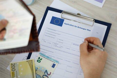 vize formu ve ucreti