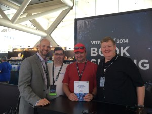 VMworld 2014 - Last SQL Book Sold
