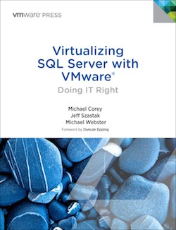 Virtualizing sql server cover small