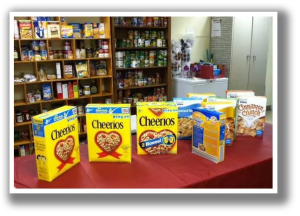 LHCC Food Pantry @ Longwood Hills Church