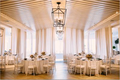 Newport Beach House | Luxury Beach Wedding Reception Venue ...