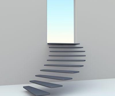 陈巃羽风水阳宅之〝楼梯〞