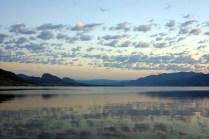 Penticton: Okanaga Lake at Sunrise