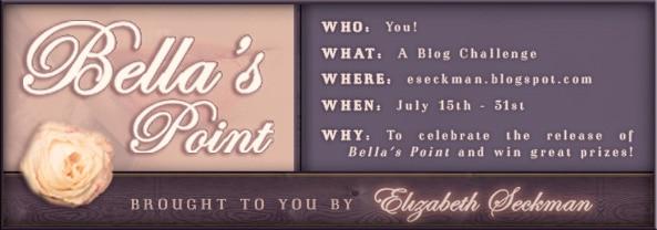 Bella's Point Blog Challenge