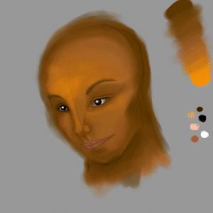 Digital Painting WIP