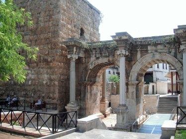 Hadrian's Gate Left