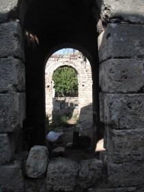 Old Church Entrance