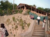 Staris to Cliffside Restaurant