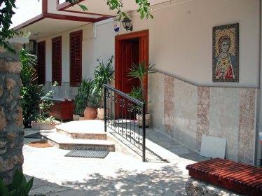 Entrance to Saint Paul's Church