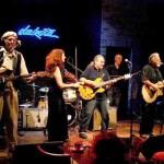 Scarlett Rivera's band at the Dakota 2014