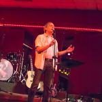 Richard singing