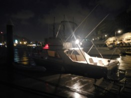 Our fishing boat.