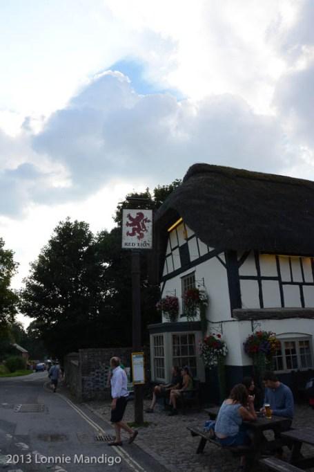 Avebury Pub