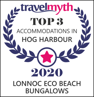 Top 3 Accommodation Award by Travelmyth