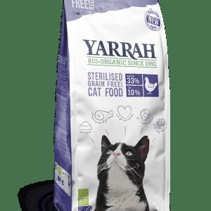 7f21b41b5e9 Orgaaniline teraviljavaba kuivtoit steriliseeritud kassile 700g