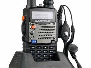 Radios UHF y VHF