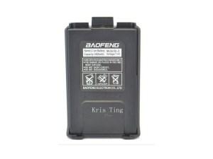 Bateria baofeng radio UVR 5