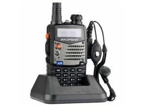 RADIO BAOFENG UV-5R DUAL-BAND 136-174/400-480 MHZ FM