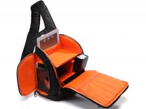 Mochila de hombro inteligente para equipo de camara DSRL