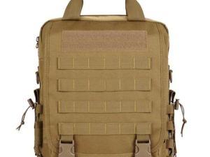 Mochila Militar Tactica 9700 Porta Laptop iPad Mensajero