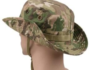 Sombrero Militar Tactico Boonie Comando