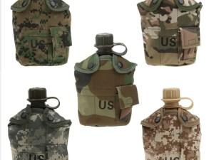 Cantimplora Militar Usa Campamento Supervivencia basica